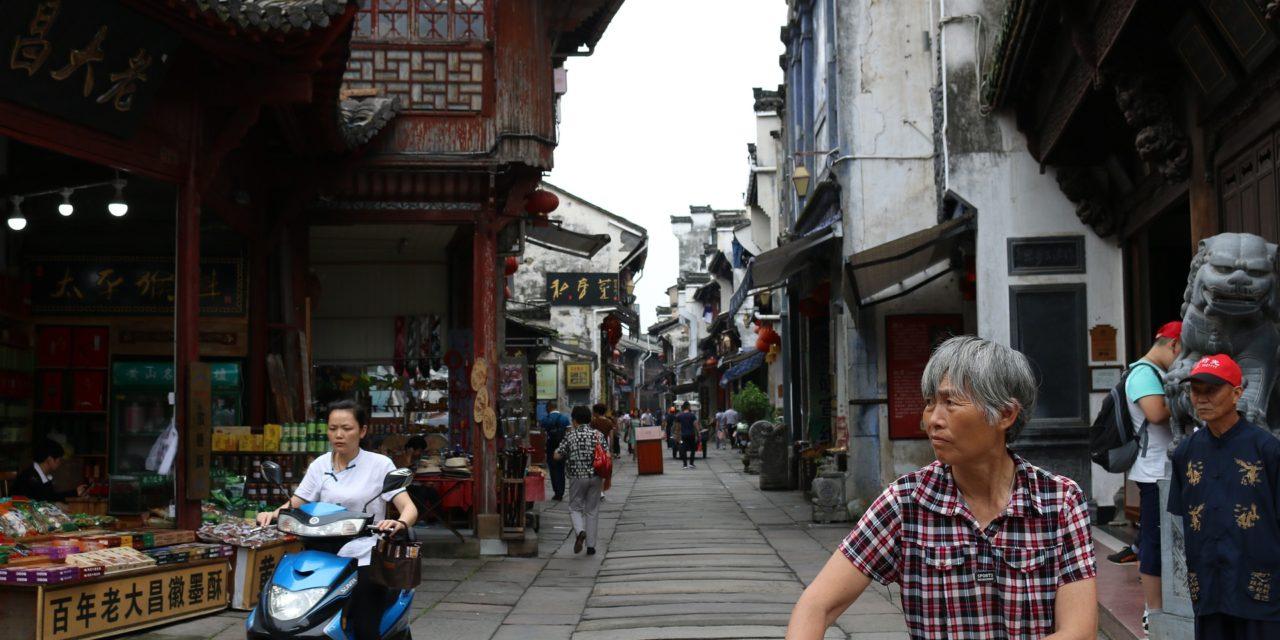 Trois étudiants en Chine !