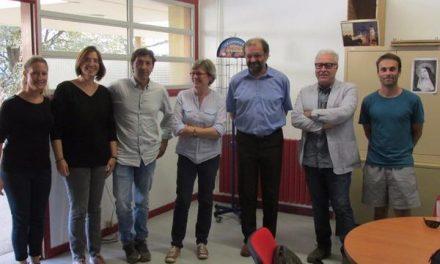 Deux enseignants catalans au Lycée Costa de Beauregard !