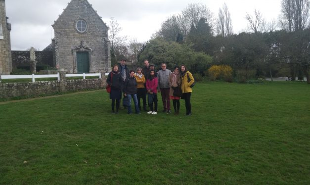 Les rencontres EADR-SI en Bretagne !