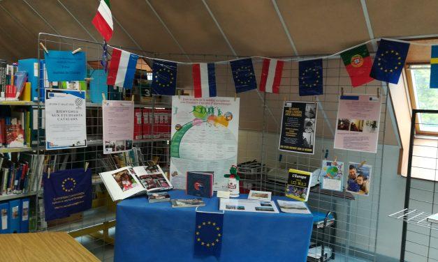 Mois de l'Europe au lycée Costa de Beauregard