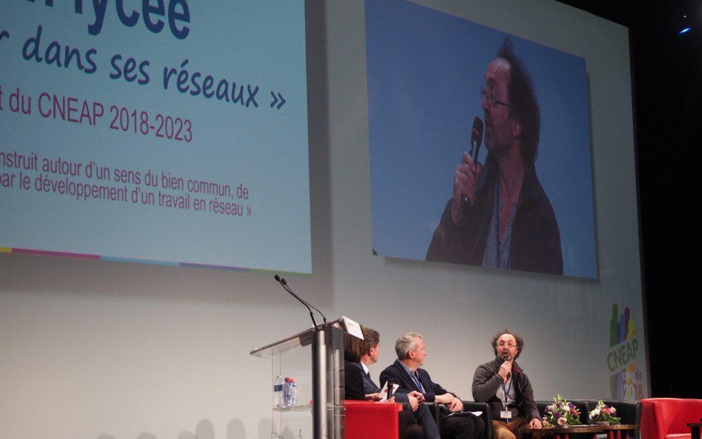 EADR-SI et Coopération Internationale au Congrès du CNEAP