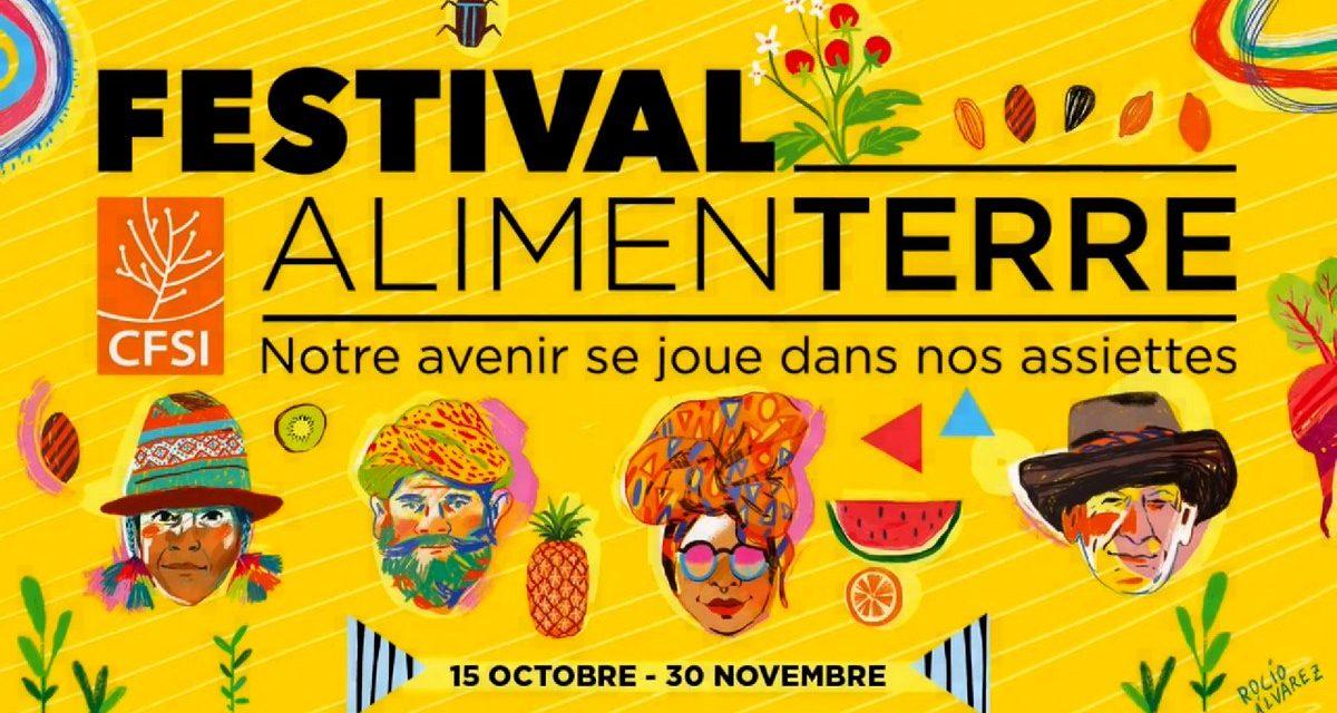Festival Alimenterre 2019 : c'est parti !