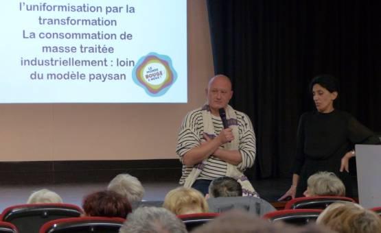 Festival ALIMENTERRE à Efagrir : les évènements battent leur plein avec le CCFD –Terre Solidaire !