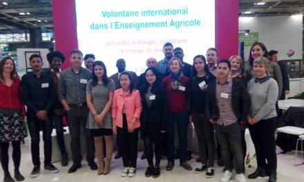 Volontaire International dans l'Enseignement Agricole : accueillir, échanger, construire le monde de demain… Conférence au SIA !