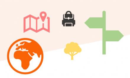 Sortie du «Petit guide de la mobilité pour les jeunes de l'enseignement agricole» du RED