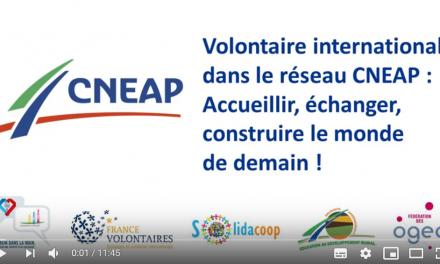 Film : volontaire de réciprocité dans le réseau CNEAP