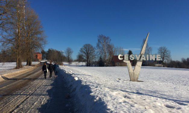 Les Mandailles inaugurent les stages à l'étranger : direction Lettonie !