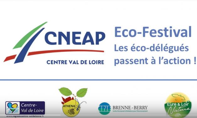 Vidéo : Eco-Festival du CNEAP Centre Val de Loire