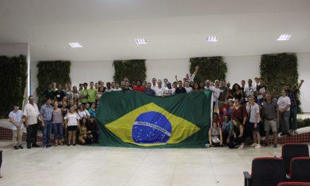 Retour du Brésil!