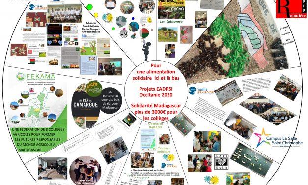 Occitanie : pas d'arrêt à la solidarité !